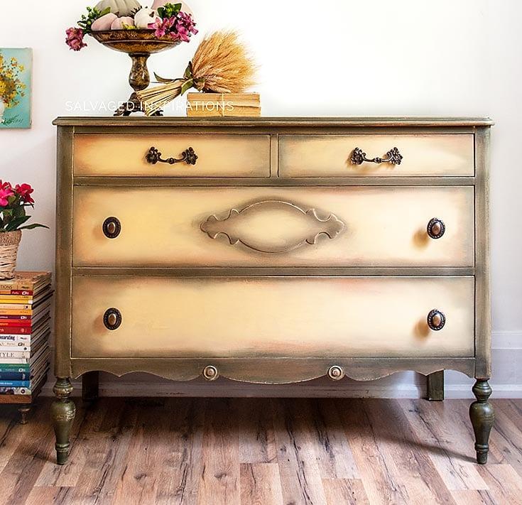 Salvaged Vintage Dresser - Salvaged Inspirations