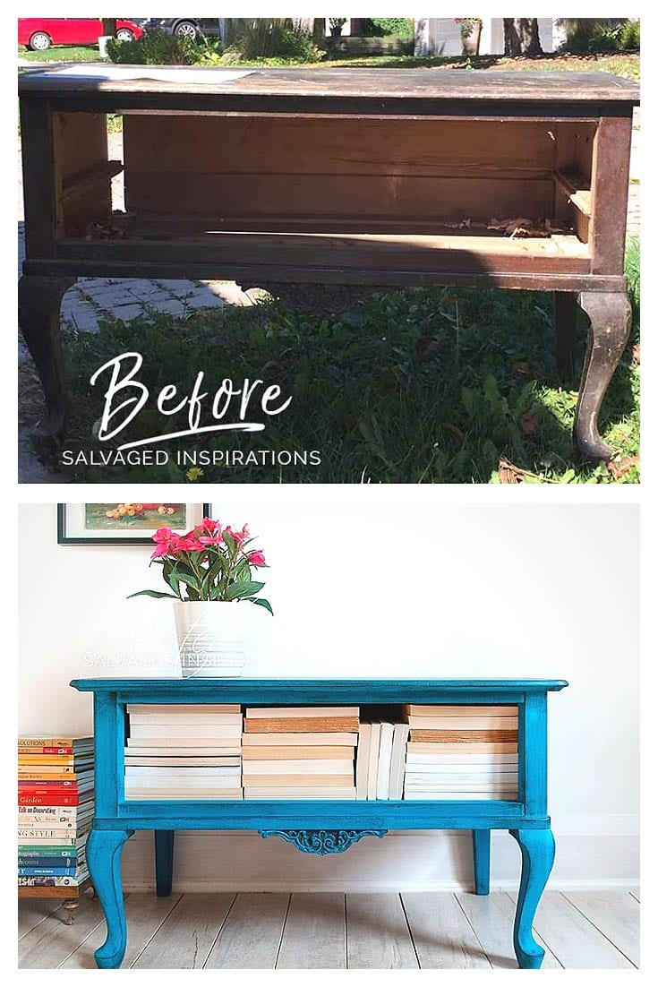 Before-And-After-Curbside-End-Table-Makeover