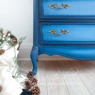 French Provincial Blueberry Makeover IG