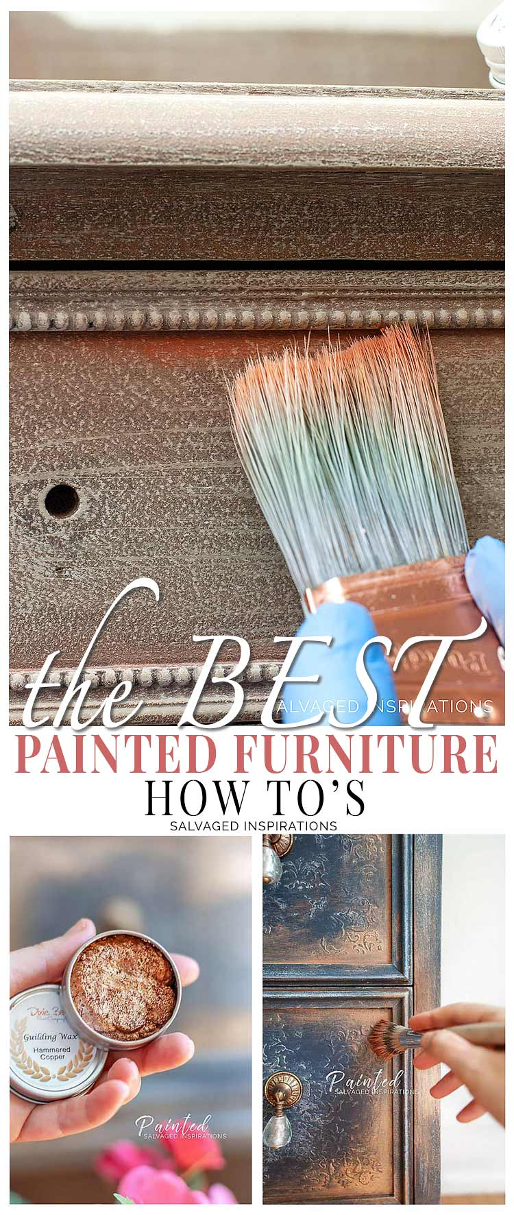 The Best Furniture Painting HowTo's 2018