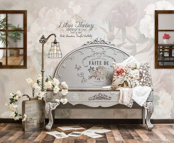 Lotus Theory Designs Feature on Salvaged Inspirations