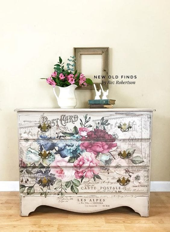 New Old Finds Roz Robertson featured on Salvaged Inspirations