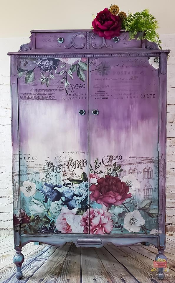 Transfers For Furniture 20 Inspiring Decor Transfer Makeovers Salvaged Inspirations