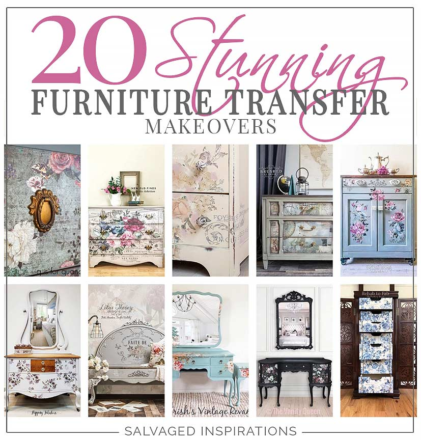 Transfers For Furniture - Furniture RoundUps SIblog