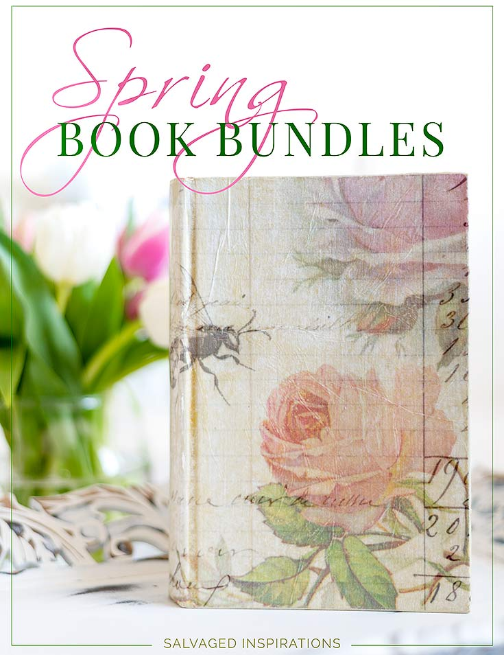 Book Bundles by Toronto Shabby Chic