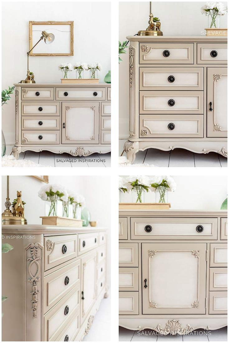 Blending Furniture Painting Techniques