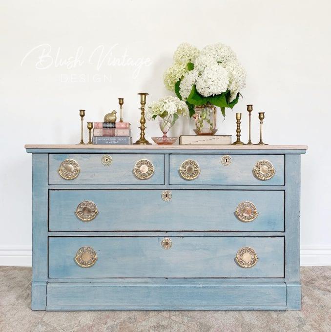 Blush Vintage Design MMS Blended Dresser