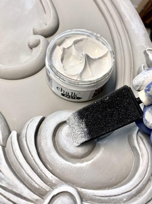 Vintage Lace Chalk Paste