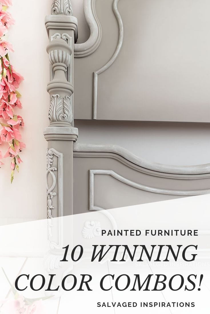 PAINTED FURNITURE | 10 Winning Color Combos