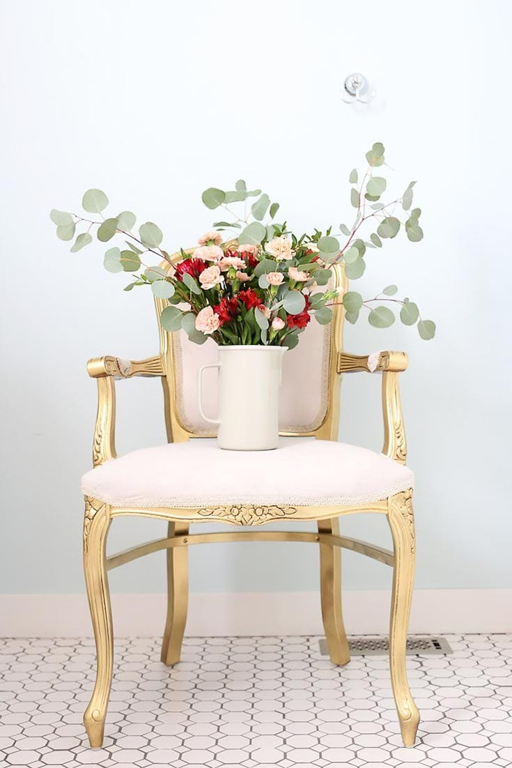 Gold-French-Chair-blush-florals-This-Mamas-Dance-2