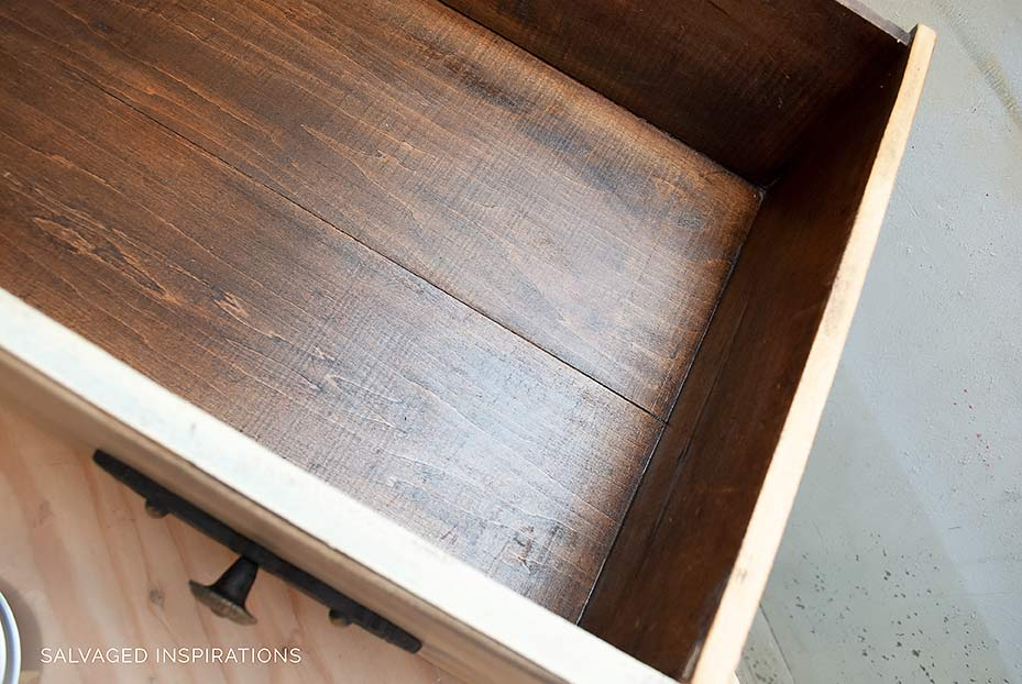 Reconditioned and Deodorized Antique Drawer