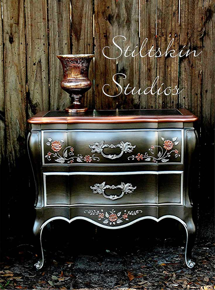 Stiltskin Studio Smokey Copper 005
