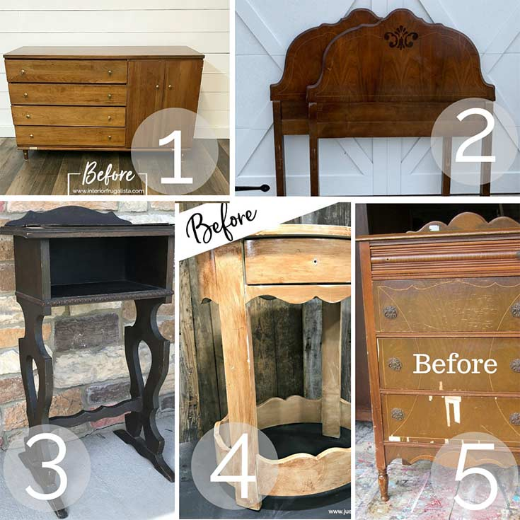 Furniture Fixer Upper Befores - 20191024