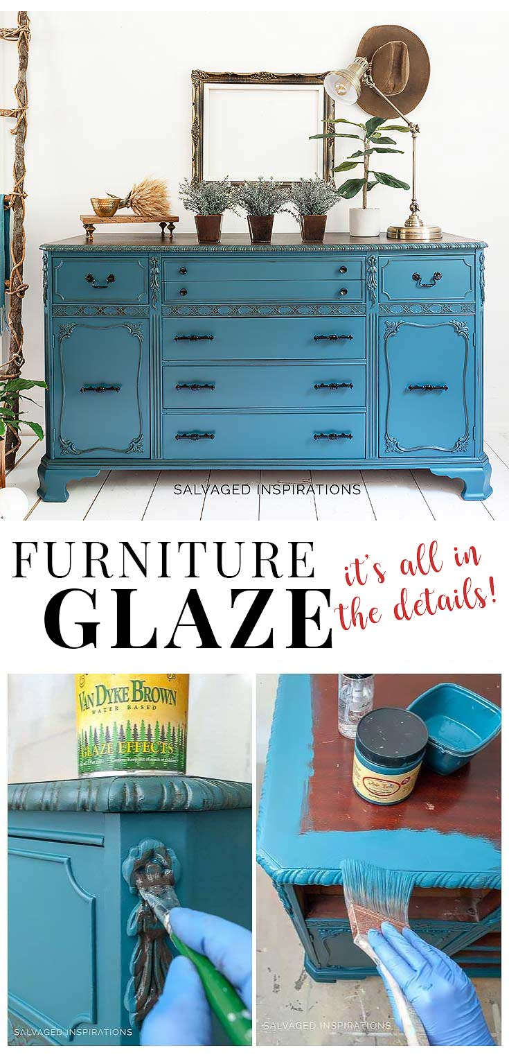 Furniture Glaze - Its All In The Details