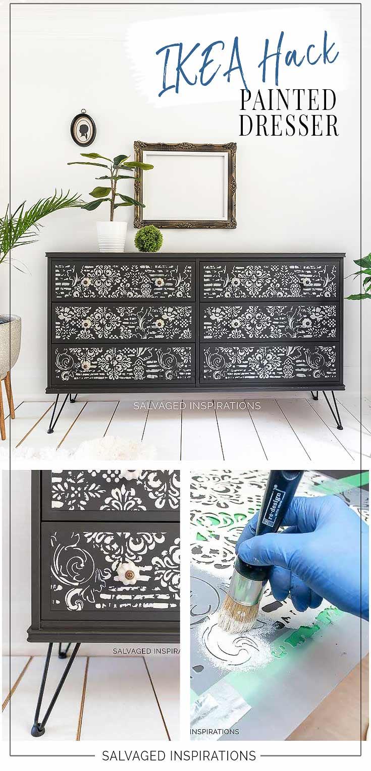 IKEA Hack Dresser