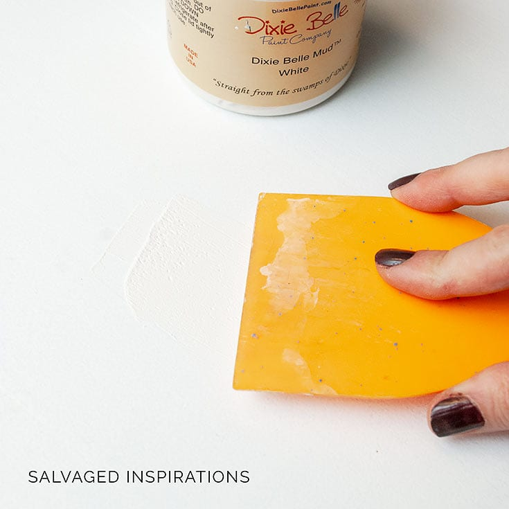 Patching Imperfections With Putty