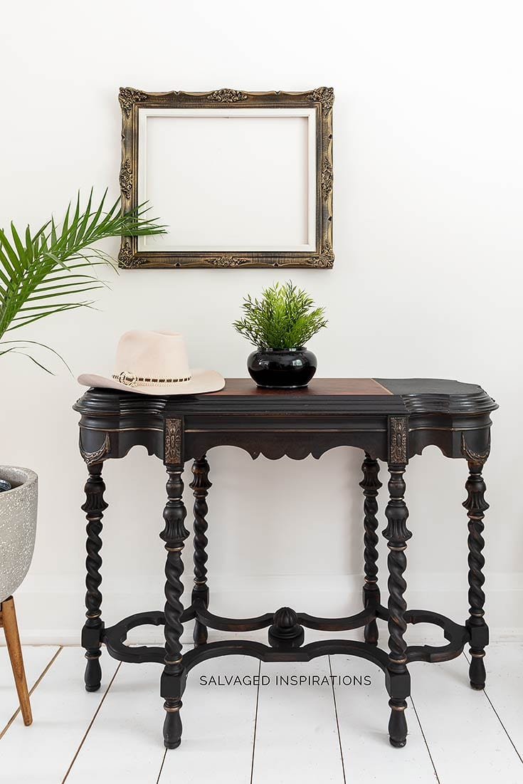 Vintage Hall Console Table