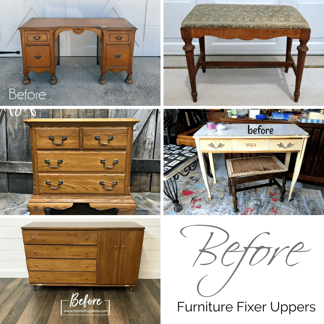 20191219 Furniture Fixer Upper Collage