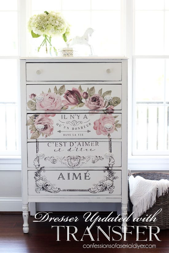 Frenchy-Floral-Transfer-Dresser-