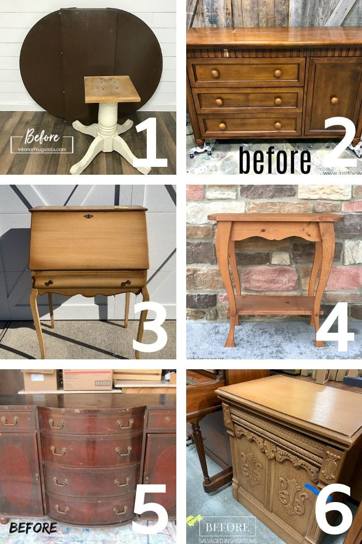 Furniture Fixer Uppers Before 20200123