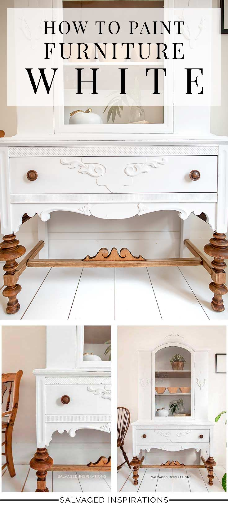 How To Paint Furniture White 5 Failproof Steps