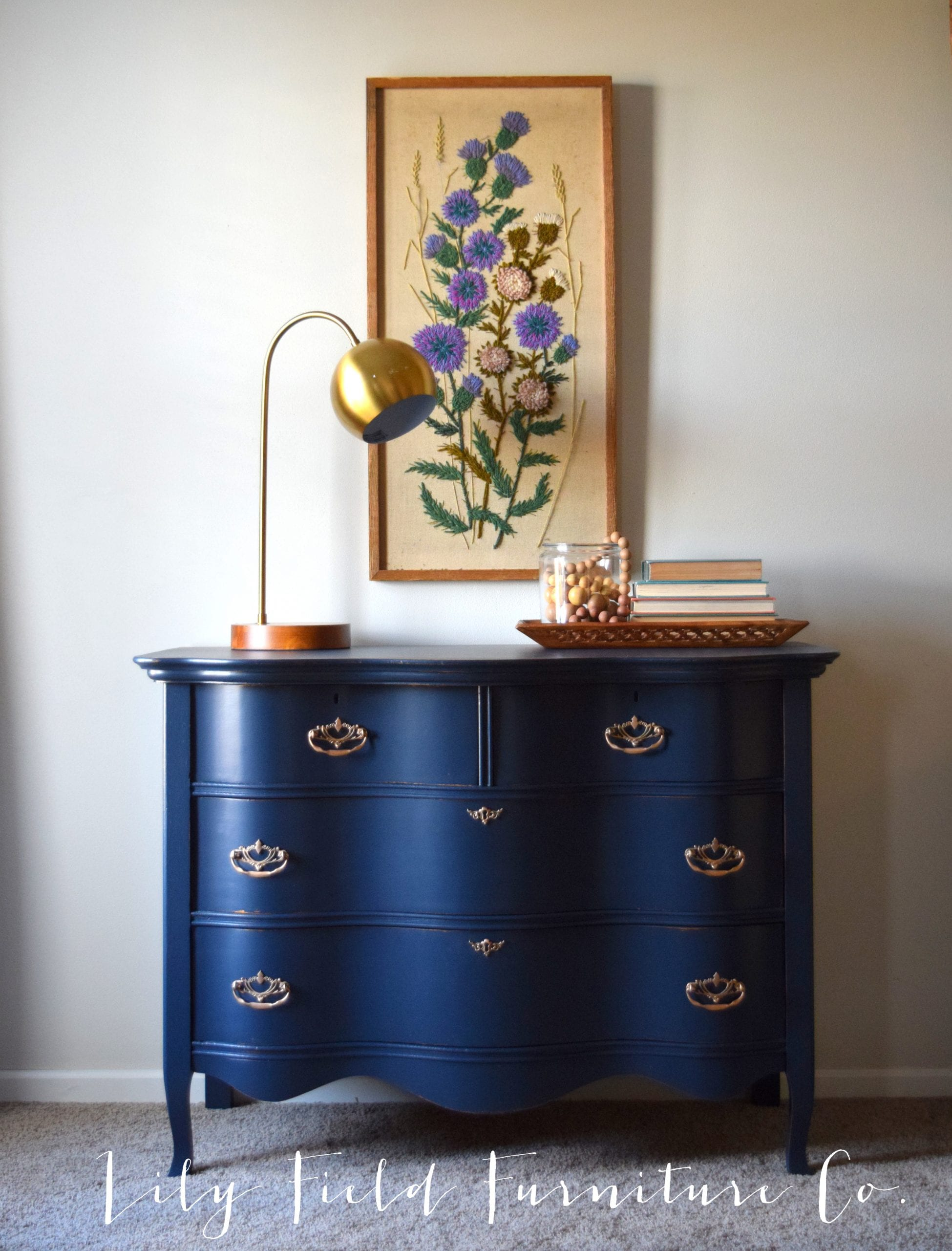 navy-dresser-makeover Heidi Lily Field Furniture