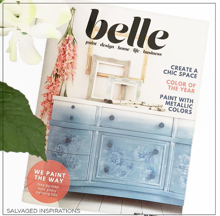 Belle Magazine Spring 2020