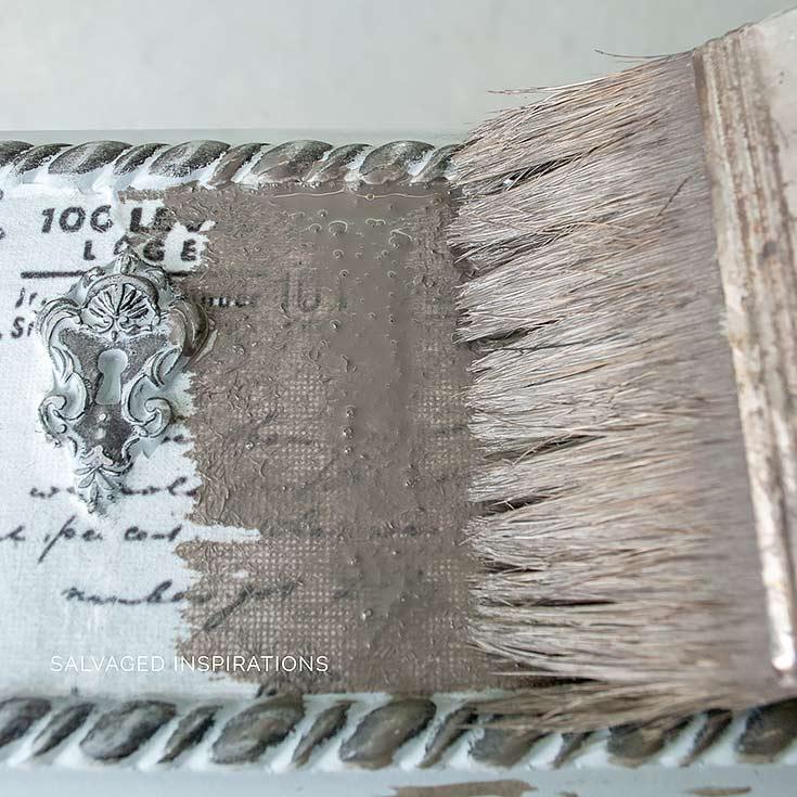 Paint Washing Decoupage Decor Paper