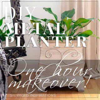 Metal Planter Box Makeover txt
