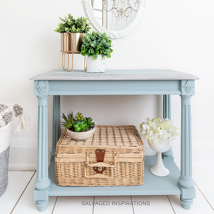 Painted Hall Console Table IG