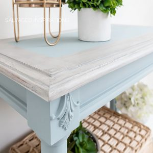 Side View Of Hallway Console Table IG