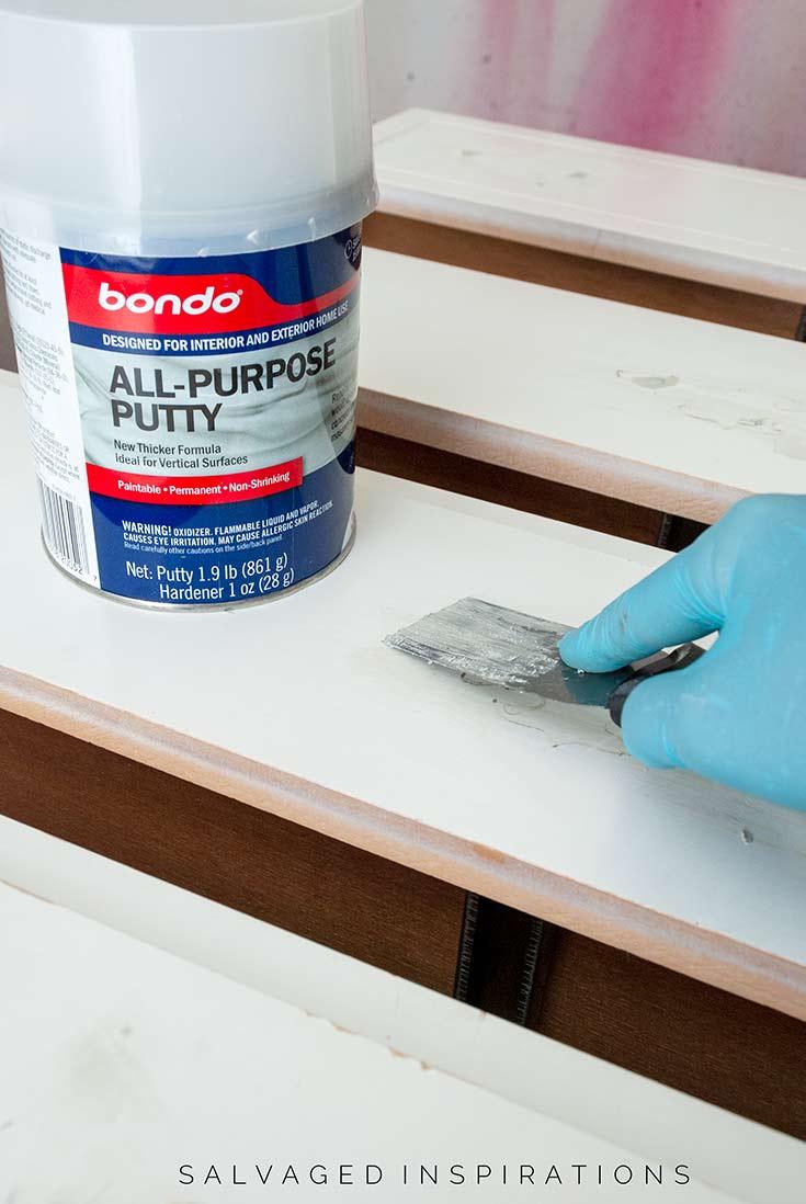 Filling Hardware Holes with Bondo