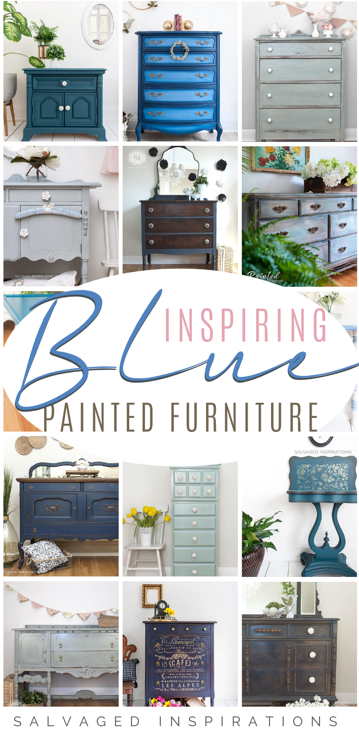 INSPIRING Blue Painted Furniture (3)