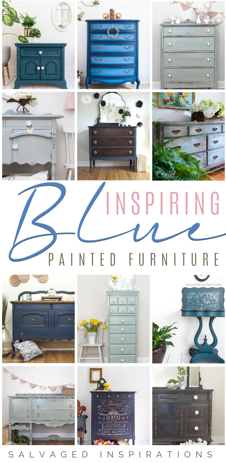 INSPIRING Blue Painted Furniture (4)