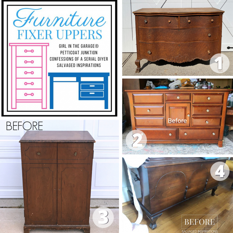 Furniture Fixer Uppers Before 20200723