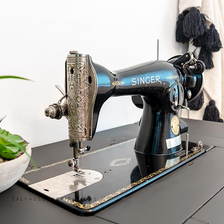 1945 Singer Sewing Machine
