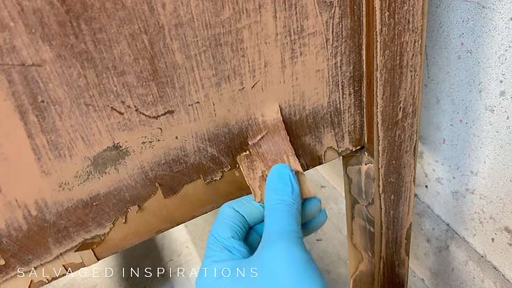 Bondo For Veneer Furniture Repair