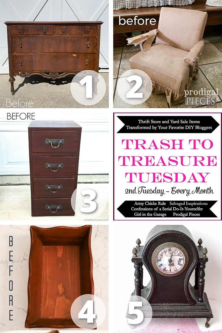Trash To Treasure Befores 20200908