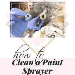 Step by Step Spray Gun Cleaning Tutorial