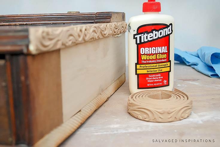 Applying WoodUbend Trim