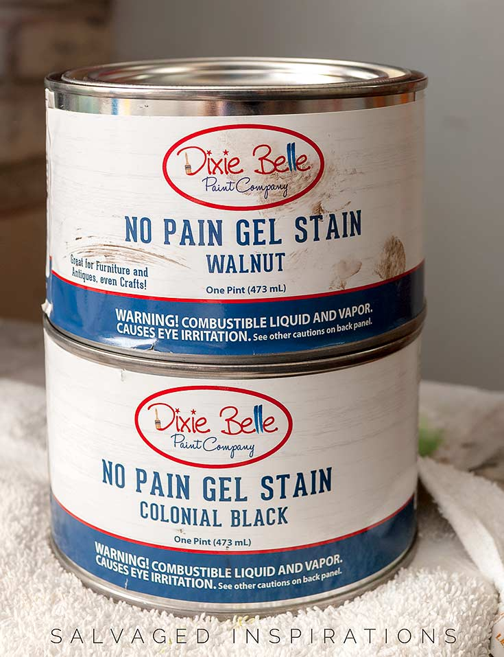 DB No Pain Gel Stain