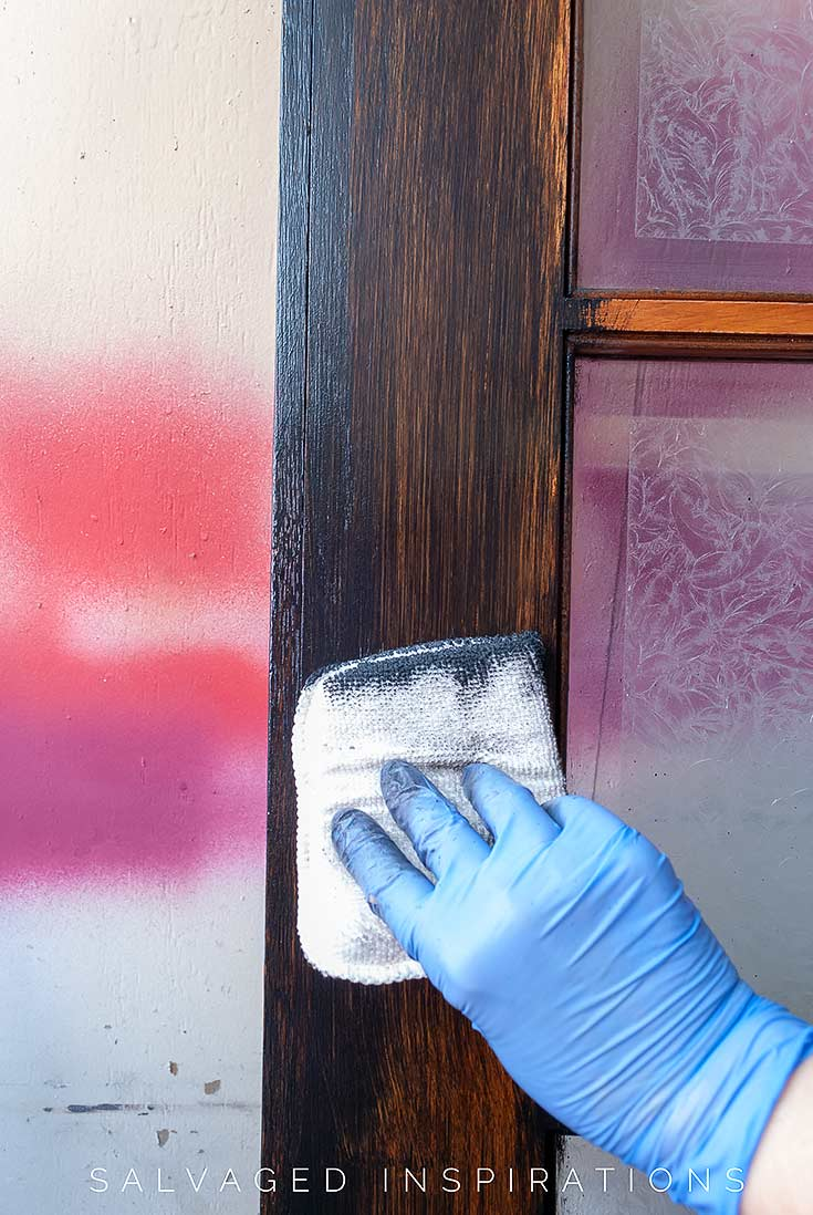 Smoothing Gel Stain With Applicator Pad