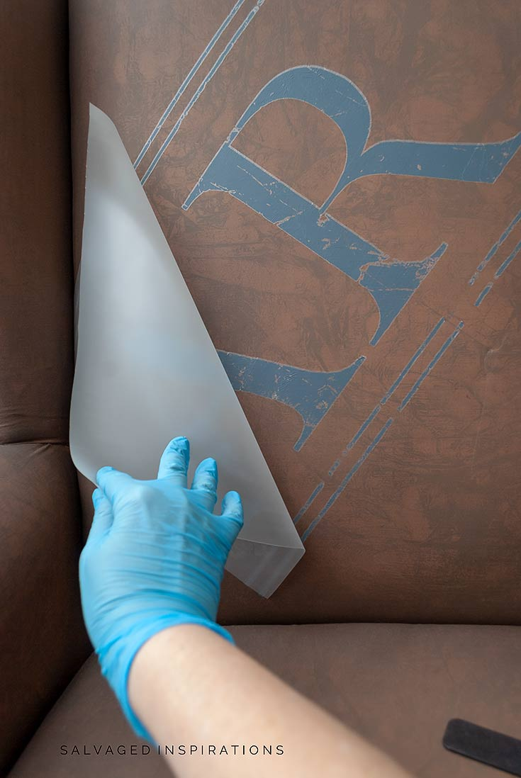 Pulling Film Away From Furniture Transfer Design