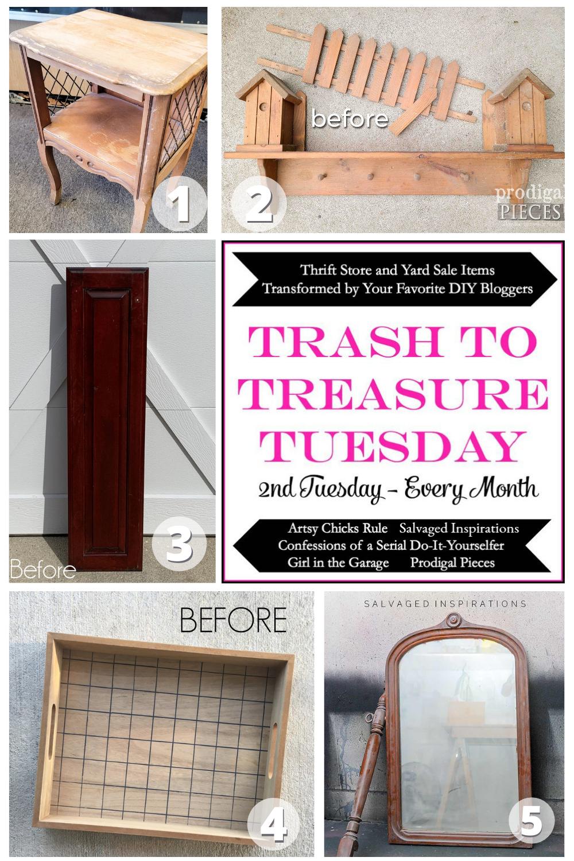 Trash To Treasure Befores 20210112