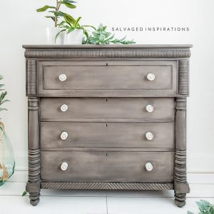 Painted Empire Dresser