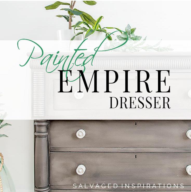 Painted Empire Dresser txt