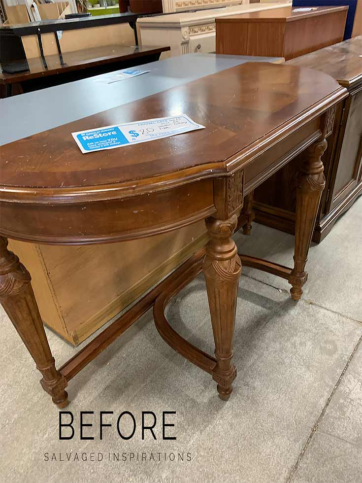 80 Restore Table Before