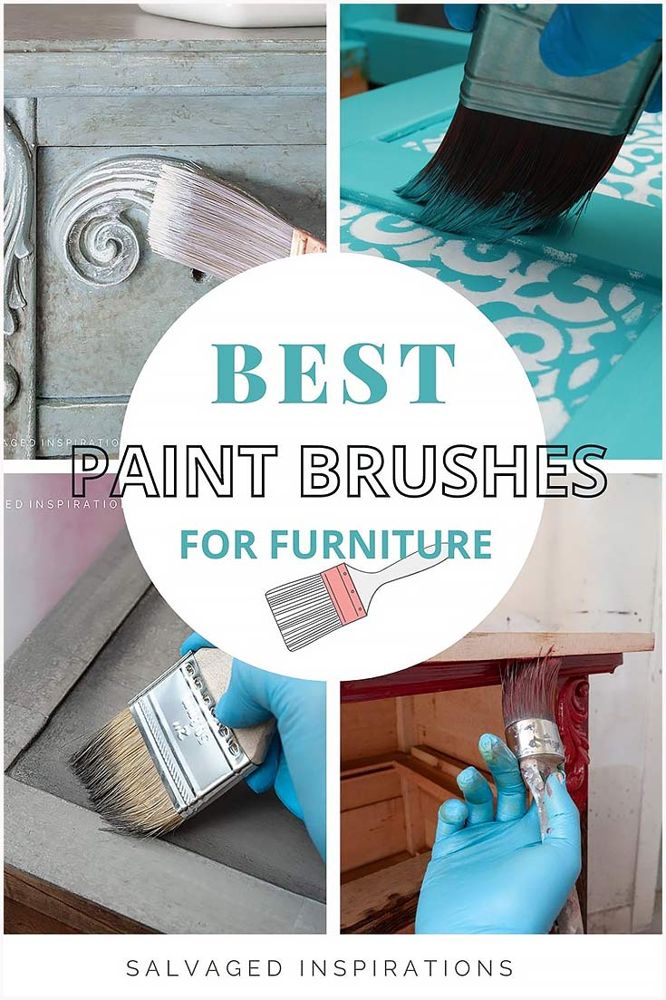 The BEST Brushes for Furniture