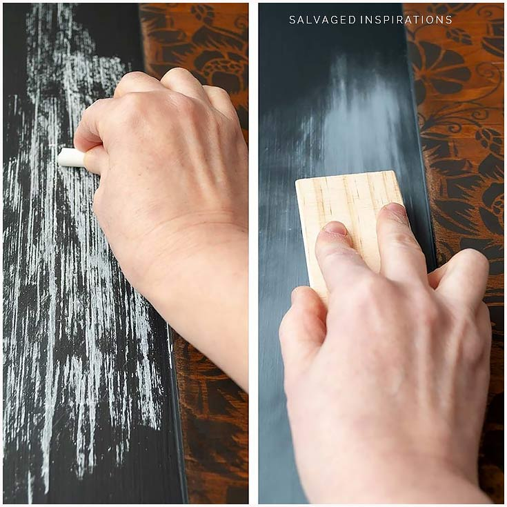 Conditioning a Chalkboard