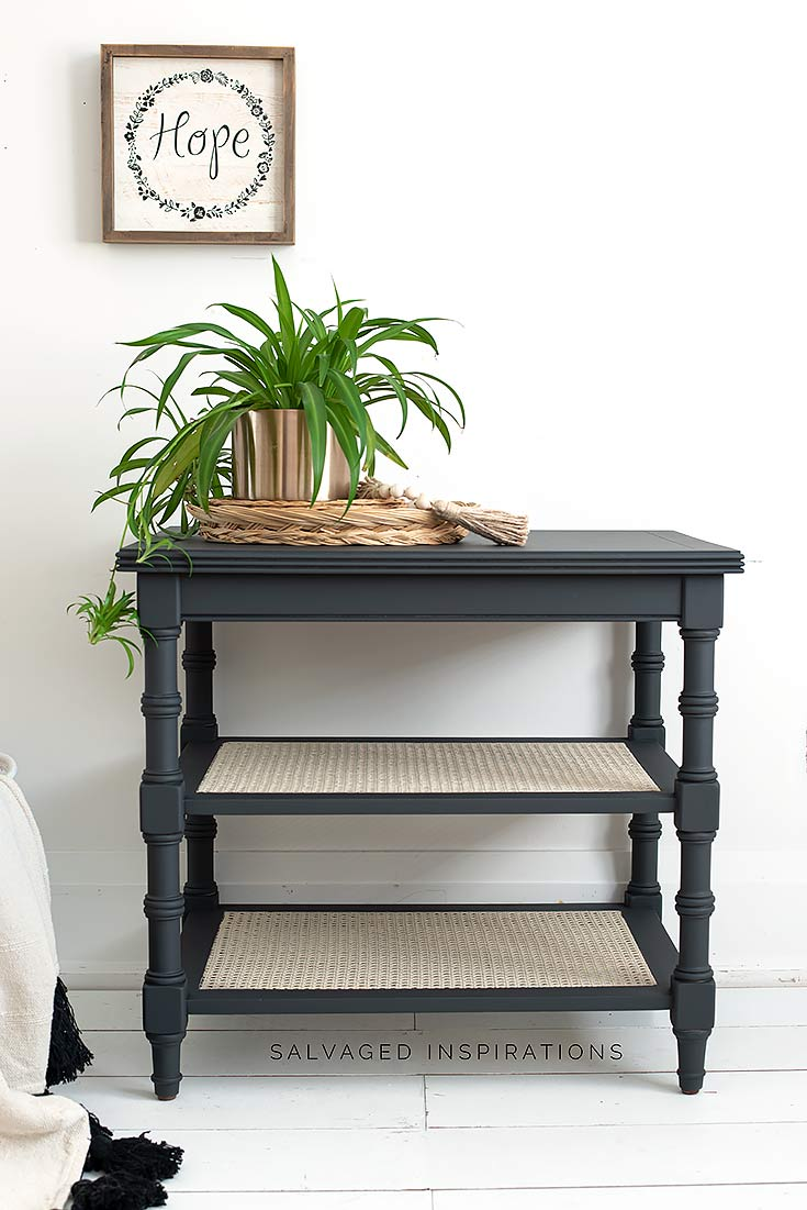 How To Paint Cane Furniture